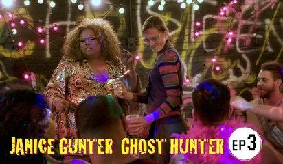 """Janice Gunter Ghost Hunter 
