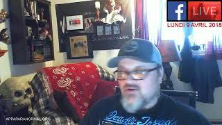 super live facebook appa paranormal