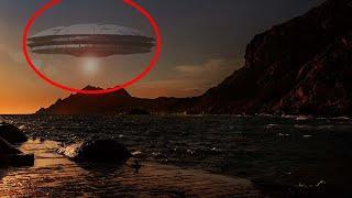 'Strange Lights' Of UFO Caught On Tape!! UFO Sightings 2017