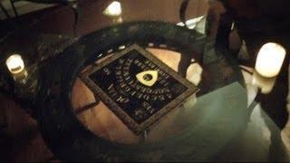 Ouija Board Shakes House Loud Boom!