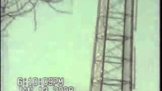 UFO San Antonio Texas Jan 2008