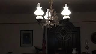 Whaley house lights
