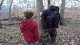 Tracking Bigfoot Part Five. Alabama Sasquatch Cryptozoology Footage Captured