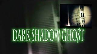 DARK SHADOW GHOST caught on IR Camcorder????