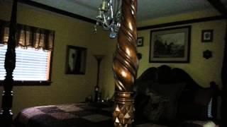 Red and white ORB SPIRIT. Unusual must see