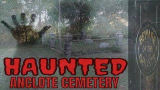 ANCLOTE CEMETERY {MOST HAUNTED IN FLORIDA}!