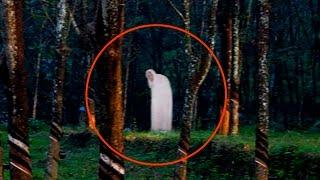 Terrific Ghost Sighting From A Haunted Rubber Plantation | Scary Videos | Real Ghost Caught On Tape