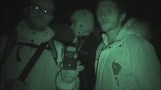 Silverwood Camp Woods, Intelligent SPIRIT GHOST BOX session, Paranormal-X