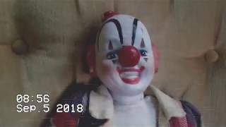 A Ghost Box Session With Pogo The Clown Doll (Haunted Doll ITC)