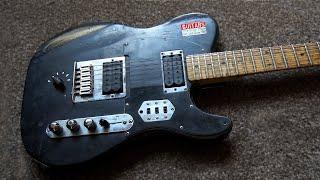 Restoring and Modifying a Fender Telecaster. Part 1 - Introduction