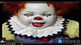 Legends The Clown Statue 20160719 010949 446