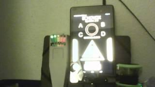 Echovox session with K2, my room, November  1, 2014 09:02 PM