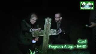 Caça Fantasma A Liga da Band na Floresta Nacional de Ipanema parte2