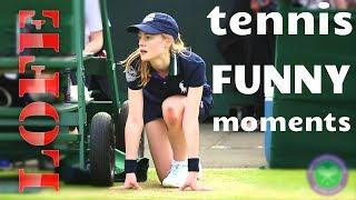 EPIC Ball Boy & Girl Compilation | Funny Tennis Ball