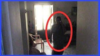Ghost Enering Into Home | Caught On CCTV Footage | Most Shocking Ghost Videos Caught On Camera