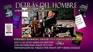 Especial de Stephen Hawking, la otra cara del Genio