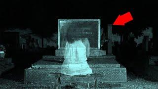 Unexplained Mysteries - Real Paranormal Activities Caught On Camera!!