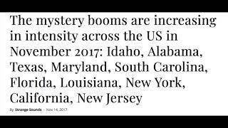 ALABAMA BOOM PART 2 UPDATES MYSTERY BAMA BOOM EXPLOSION METEOR UFO CRASH