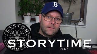 Storytime | Nån hoppade i badkaret