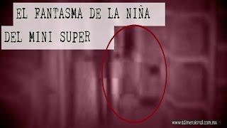 Niña Fantasma Aparece en una Tienda (Video Paranormal)