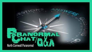 LIVE Paranormal Chat and Q & A #1