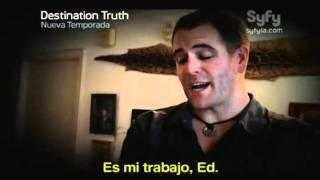 Destination Truth - Temporada 3 -- Episodio 1