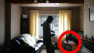 Poltergeist Activity Caught on 2 Cameras. 11 march 2019