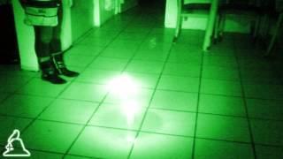 Paranormal Frontera- Investigacion 52 La Casa de la Entidad (10 enero 14)