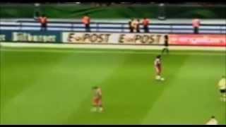 ¿Aparición fantasmal en la final de la Copa de Alemania?