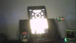 Echovox with Simon game, my room 12/20/14