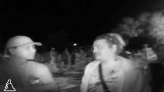 Paranormal Frontera- Investigacion 31 Panteon de Dolores (04 abril 13)