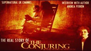 The Conjuring The True Story  Interview with Andrea Perron