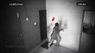 scariest ghost encounters caught on tape