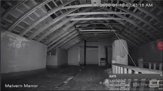 Horrifying Sounds Captured At The Malvern Manor