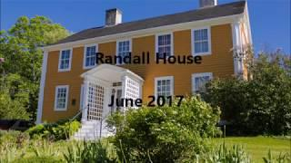 Randall House Museum - Wolfville NS