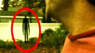 Dangerous Ghost Paranormal Video New Haunted Footage!