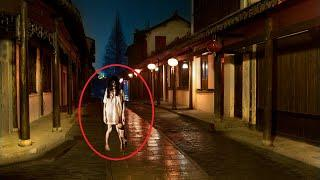 Real Ghost Caught On Camera In Forest House | Paranormal Activity Caught On Tape 2017