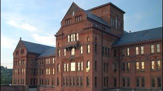 Soul Searchers Paranormal TV - the North Hall Library at Mansfield University, Mansfield PA