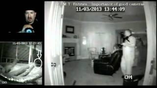 PARANORMAL - Using good DAY-NIGHT cameras and DIGITAL VIDEO RECORDER during investigations
