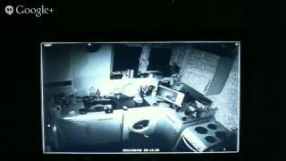 Live Kitchen Kinect Event & Bedroom & Maybe Ouija Board