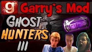 Garry's Mod: Horror Map | Ghost Hunters 3! | Part #1 | Hunting the Shadows!