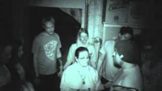 Red Lion Hotel ghost hunt - 3rd October 2015 - Human Pendulum