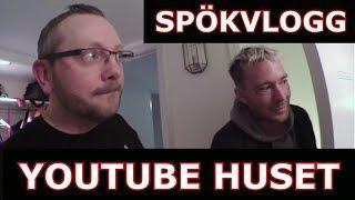 Vlogg - Inför spökjakten i Youtube huset - LaxTon Spökjägare