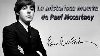 LA CAJA PARANORMAL / La misteriosa muerte de Paul Mccartney