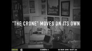 Haunted Object Evidence: The Crone Moves By Itself in the Traveling Museum of the Paranormal