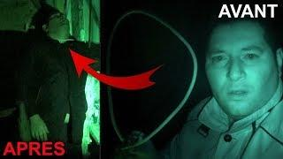 EXPÉRIENCE PARANORMALE MORTELLE DANS UNE MAISON HANTÉE (Chasseur de Fantômes) [Exploration Nocturne]