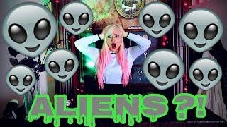 ABDUCTED BY ALIENS?! | SCARIEST NIGHTMARE!