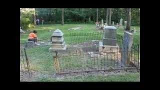 The Witches Circle Legend (Sharps Cemetery)