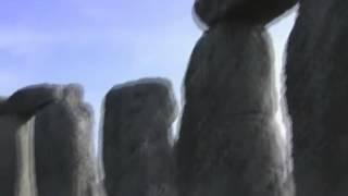 Fantasma en el stonehenge
