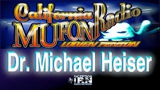 Dr. Michael Heiser - Aliens Hidden History - California Mufon Radio